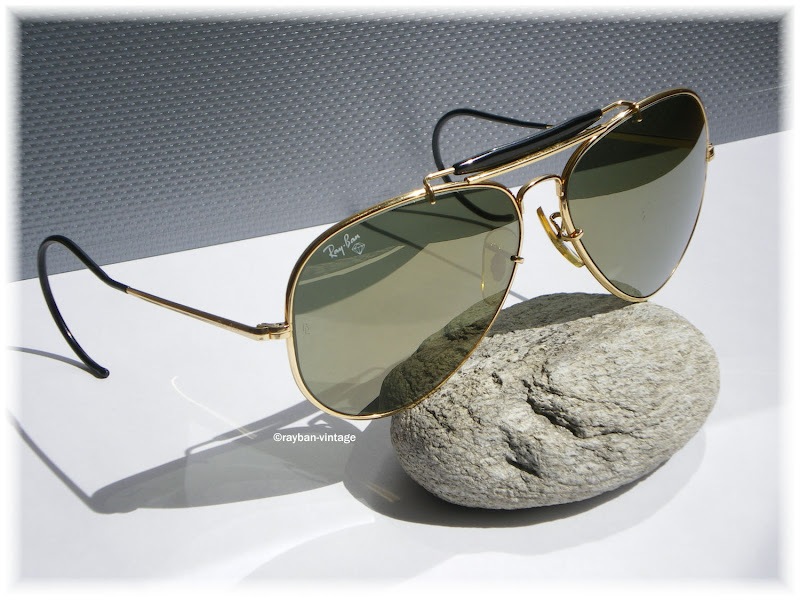 Ray Ban outdoorsman diamond hard 62mm