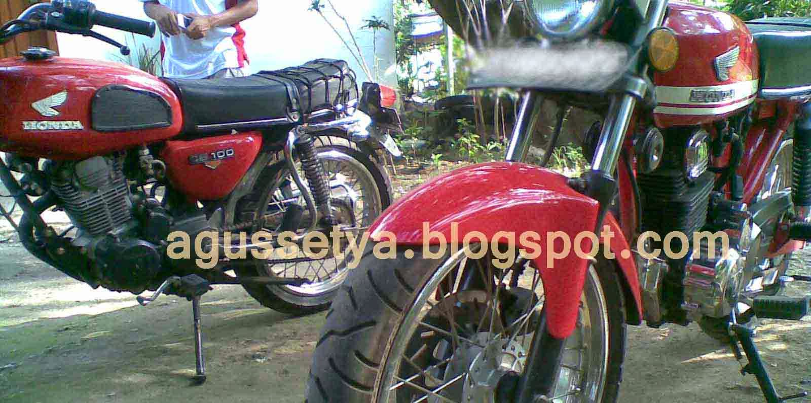 Gl Max Modifikasi Cb Twin