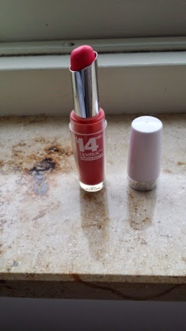 Maybelline Superstay 24H lipstick review