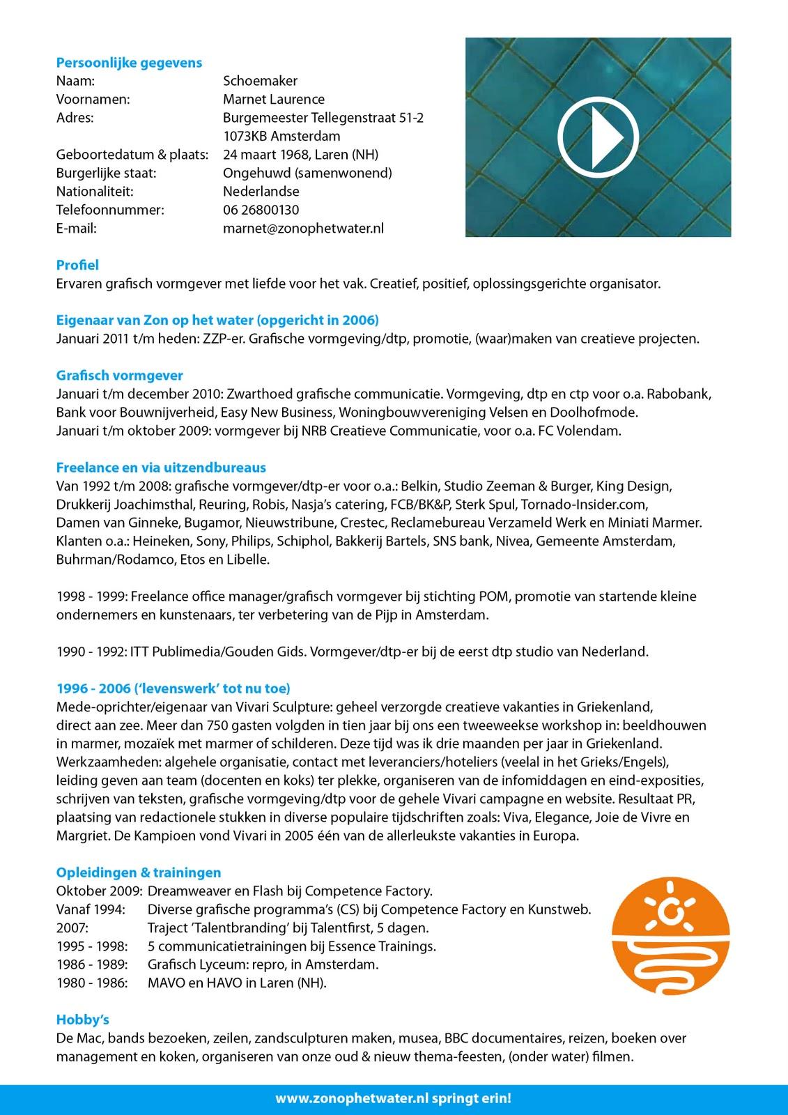 Is jouw CV het beste CV van Nederland?