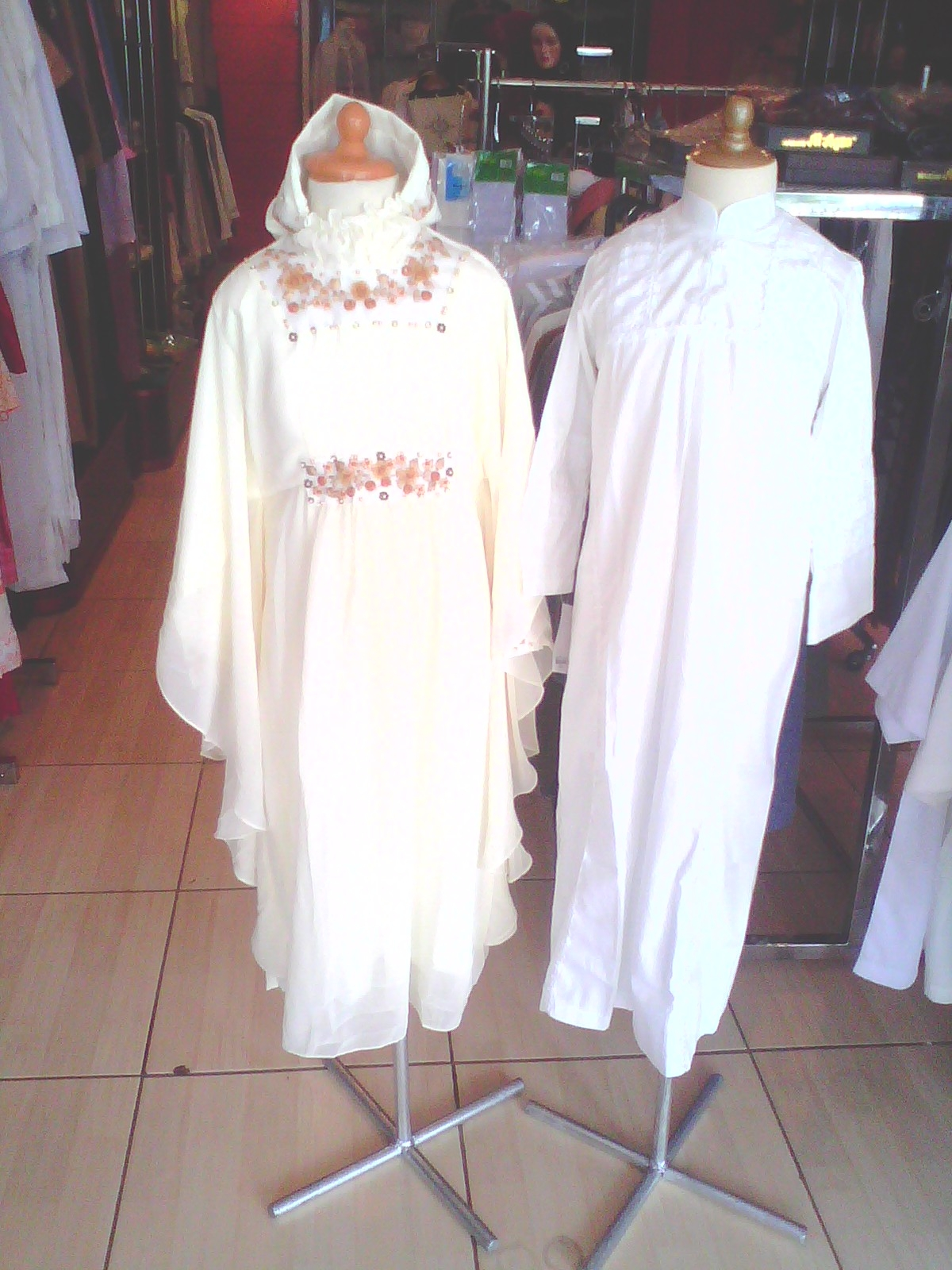 Hariera Busana Muslim Gamis Anak Perempuan
