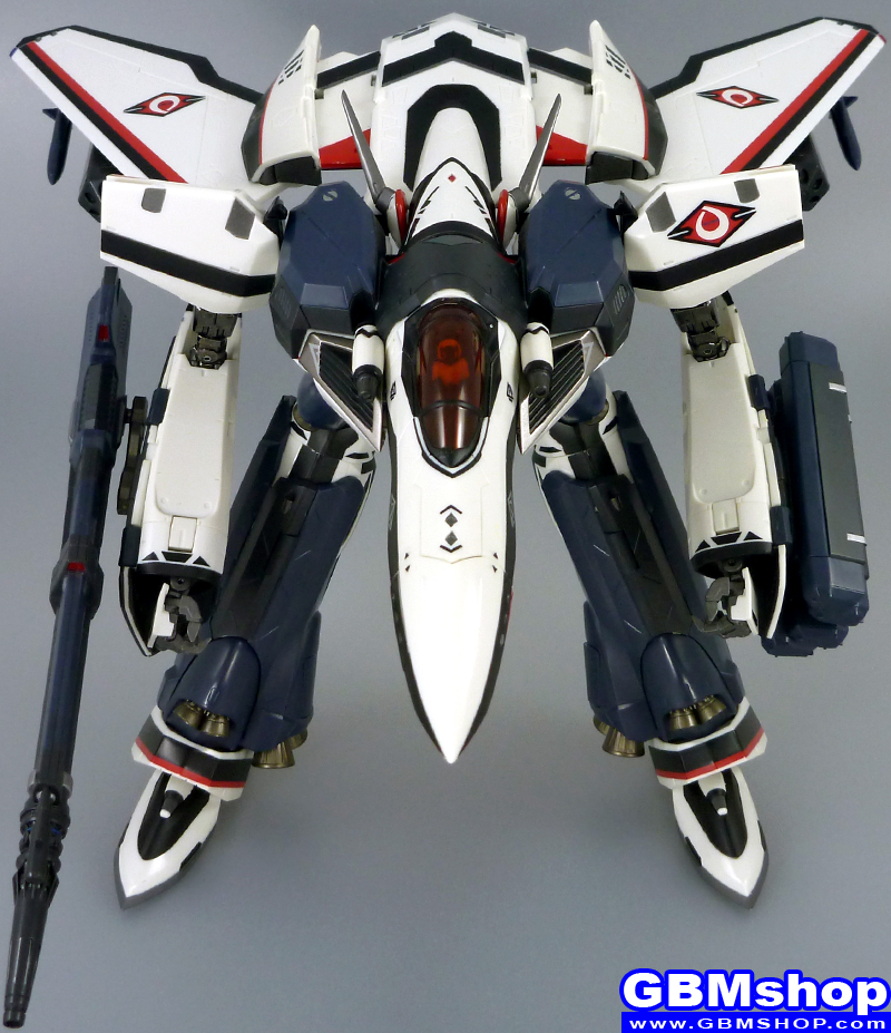 Macross Frontier VF-171EX Armored Nightmare Plus EX Alto Saotome Custom GERWALK Mode