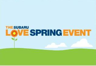 The Randy Marion Automotive Group The Subaru Love Spring