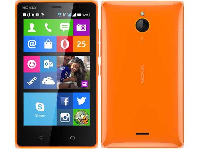 Nokia X2 - Spesifikasi Lengkap dan Harga