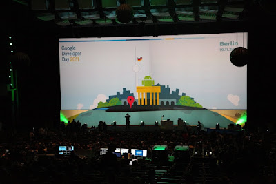 Google Developer Day in Berlin