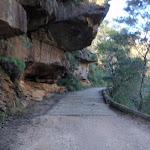 Gibraltar Rock and sandstone road (172752)