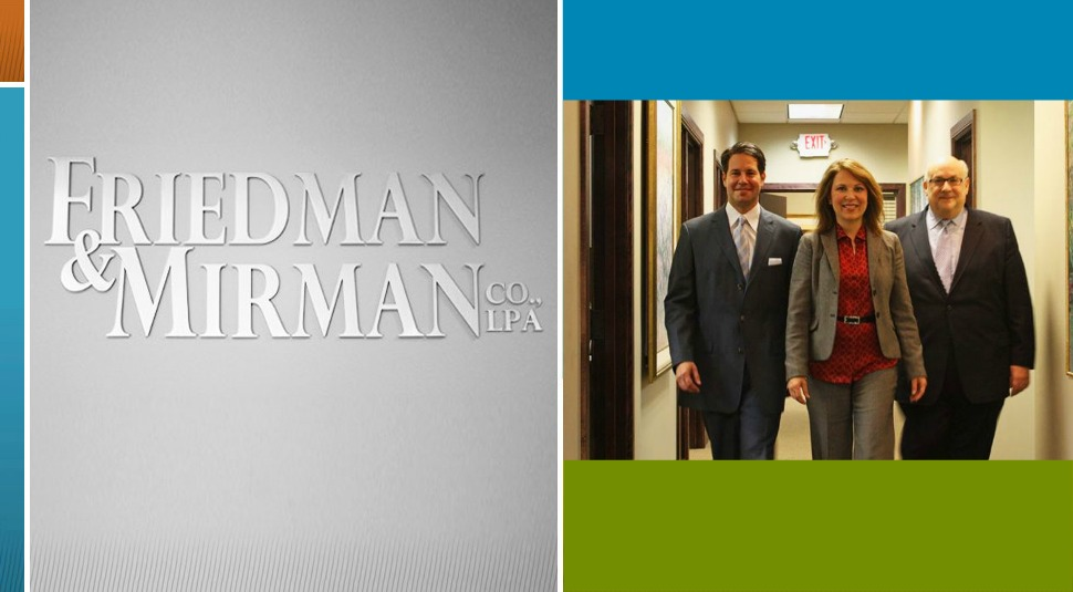 Family Attorney Columbus Ohio | Friedman & Mirman Co. LPA at 1320 Dublin Rd, Columbus, OH