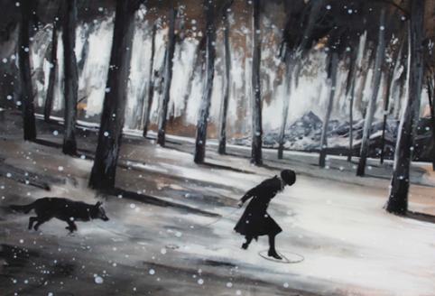 Primer Premio IV Certamen de Pintura de Laura Otero