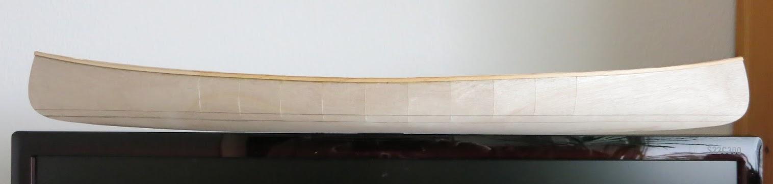 ... 14' Solo Canoe - a present-day interpretation of the birchbark canoe