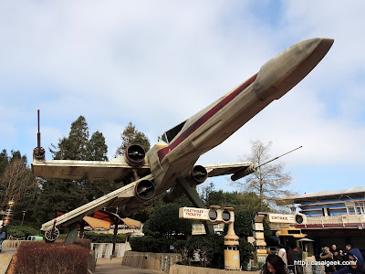 Disneyland Paris - Star Tours