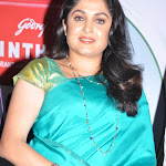 Ramya Krishnan in Silk Saree   Cute Photos