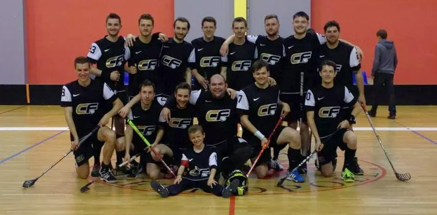 Mission accomplie : Caen Floorball se maintient en D1, l'élite du floorball français !