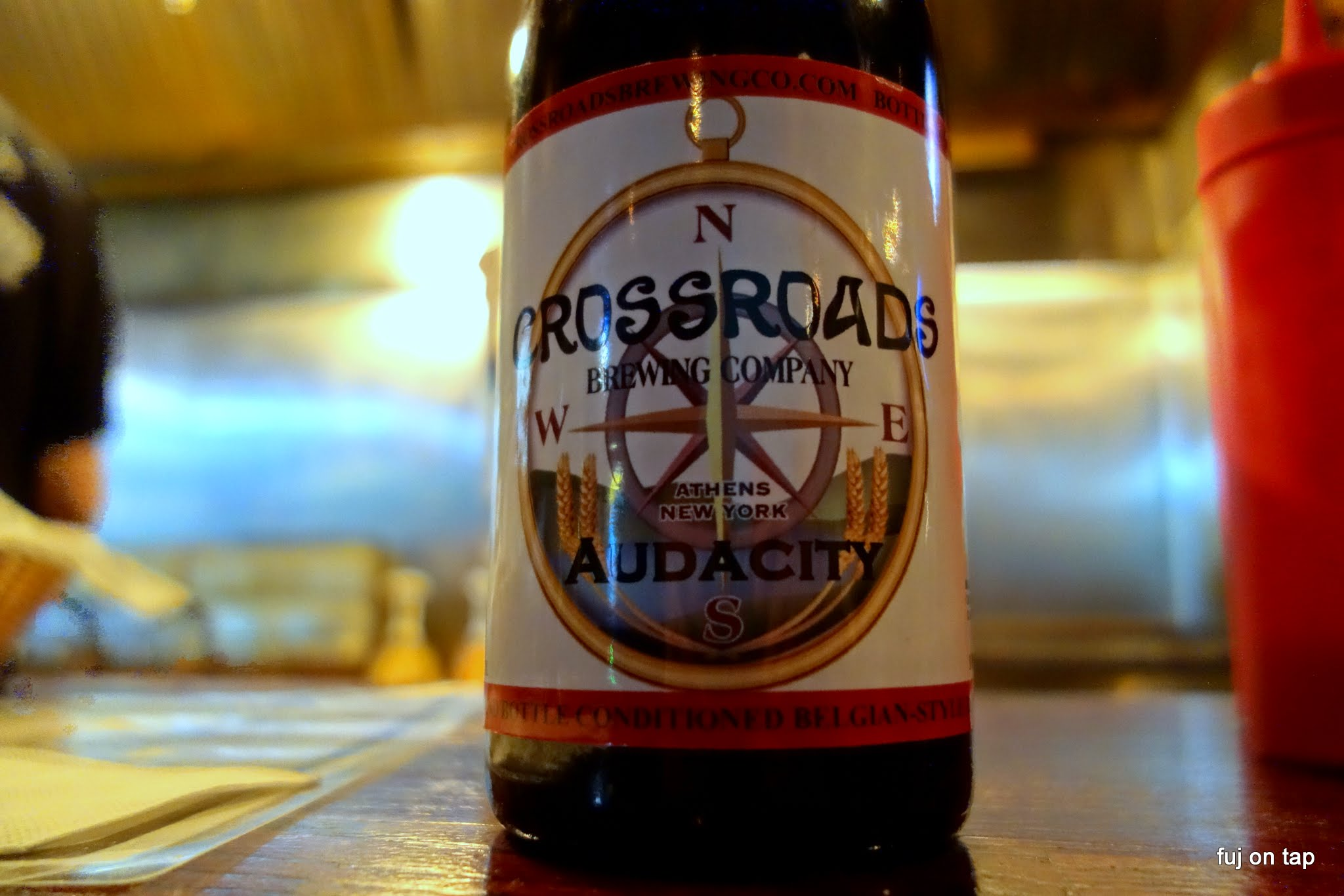 Crossroads Brewing Audacity