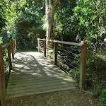 One of several bridges on the GNW beside Glenrock Lagoon (339502)