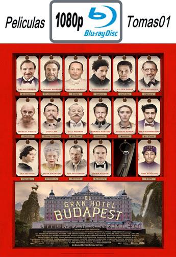 El Gran Hotel Budapest (2014) BRRip 1080p