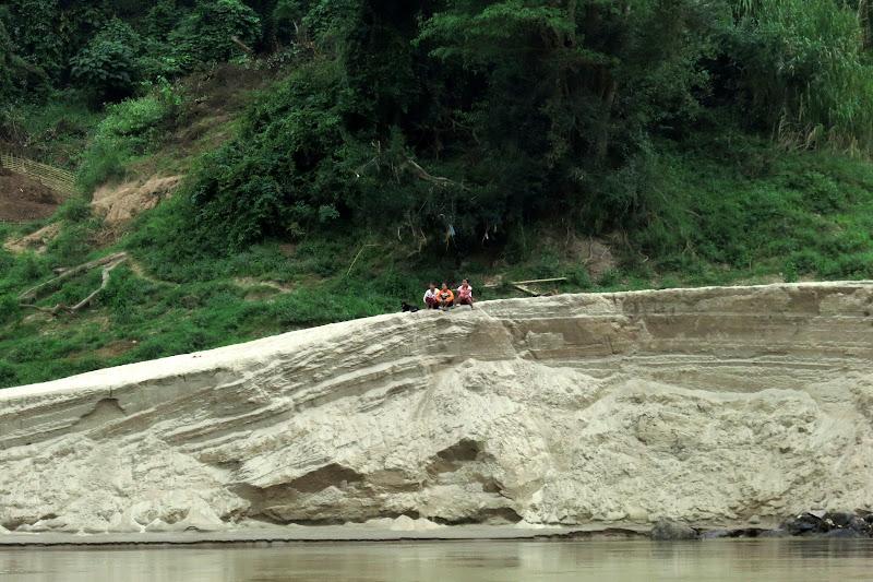 massive sandbar