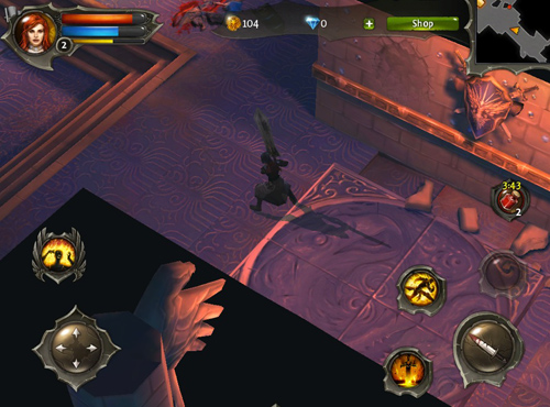 Đánh giá tổng quan game Dungeon Hunter 4 2
