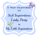 Soft Inspirations Linky Party #8 Progetti Top 3