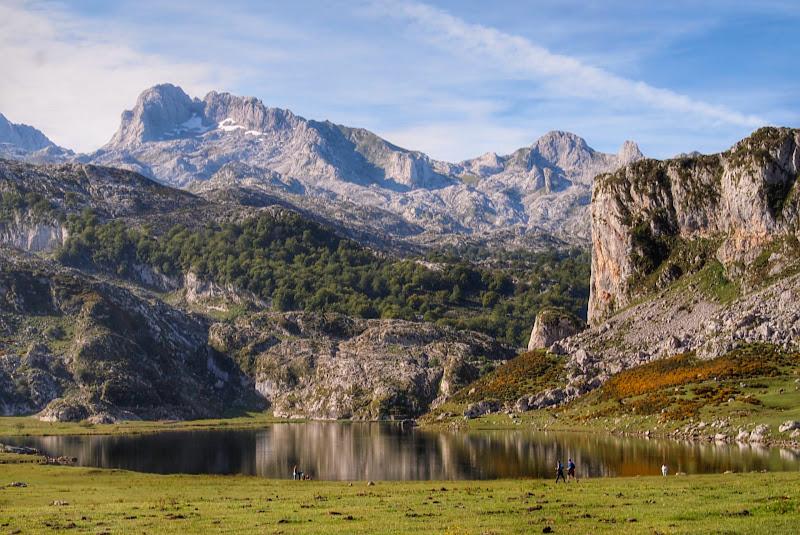 Lago Encina in Covadonga