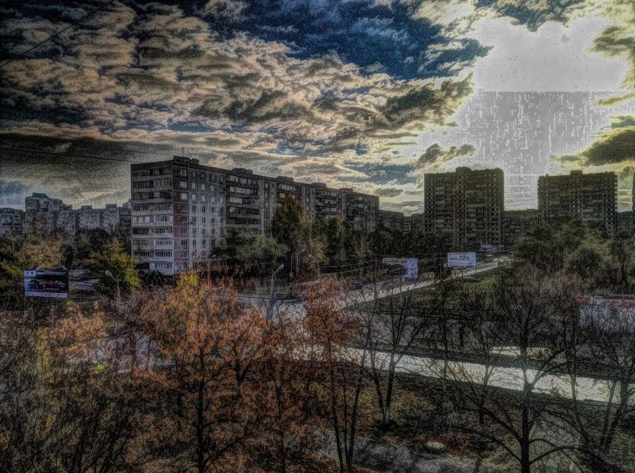 Артур Галеев, Россия, Оренбург, HTC One X, ст. камера/панорама, Painteresque