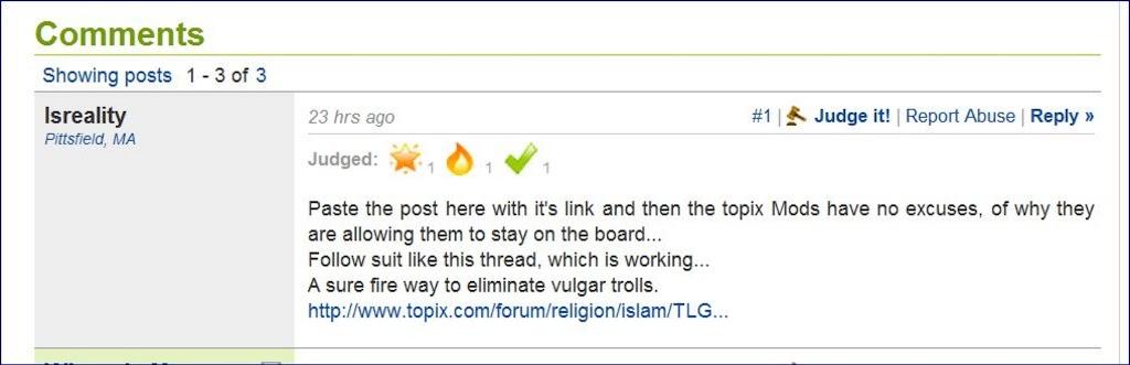Topix Trolls