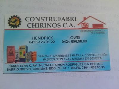 CONSTRUFABRI CHIRINOS C.A