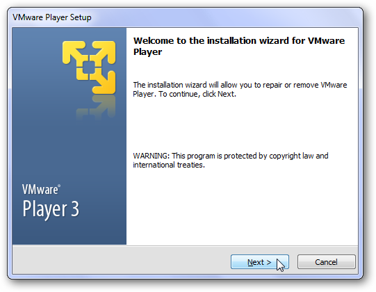 machine virtuelle vmware gratuit