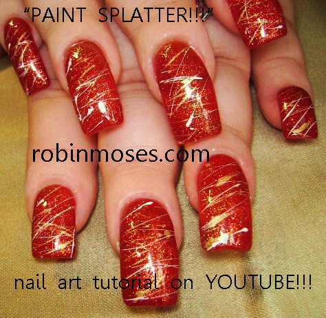 Family Guy Nail Art Stewie Griffin Nail Art Lois Griffin Nail