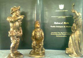 Miniaturas de Estatuas
