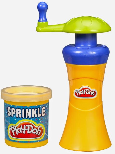 Dụng cụ thần kỳ Play-Doh 22825 Confetti Maker với 1 hộp bột nặn