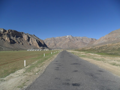 Towards Sarchu