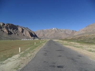 Towards Sarchu