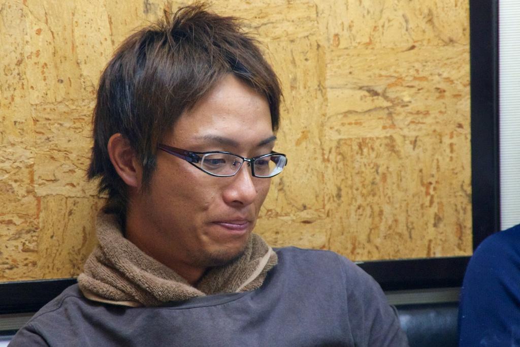 堂前智史さん