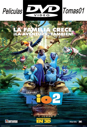 Rio 2 (2014) DVDRip