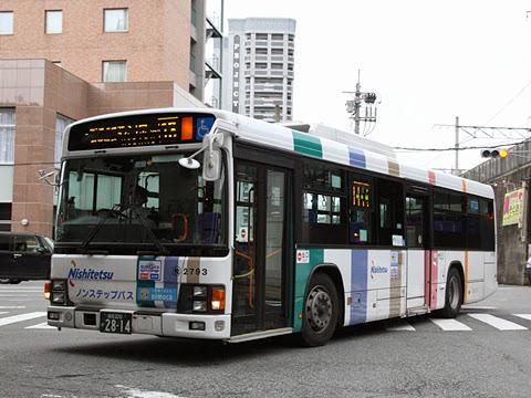 西日本鉄道 桧原 2793