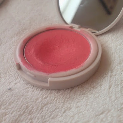 Topshop's blusher in morning dew