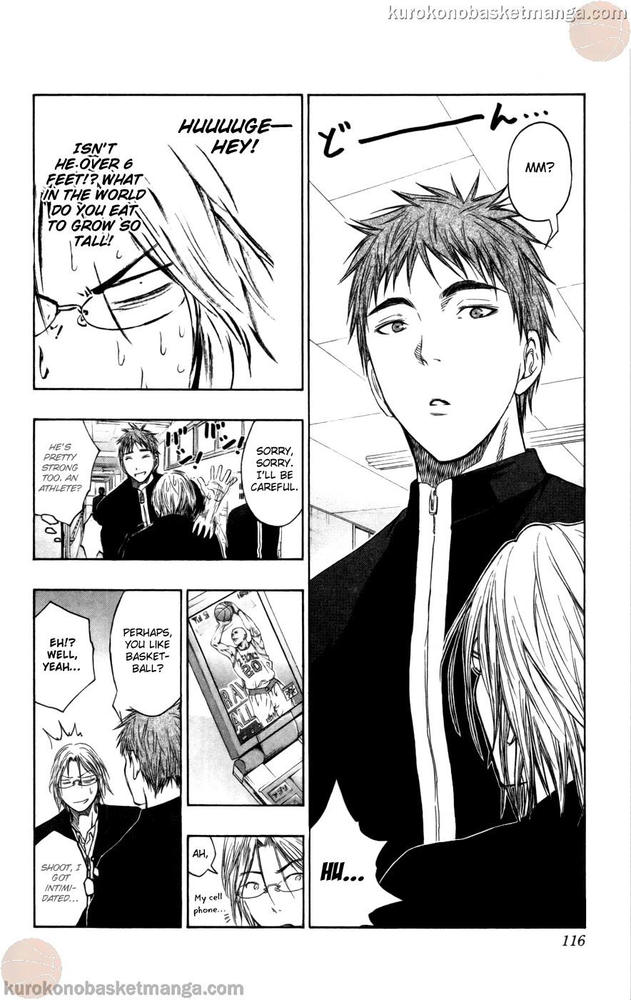 Kuroko no Basket Manga Chapter 95 - Image 12