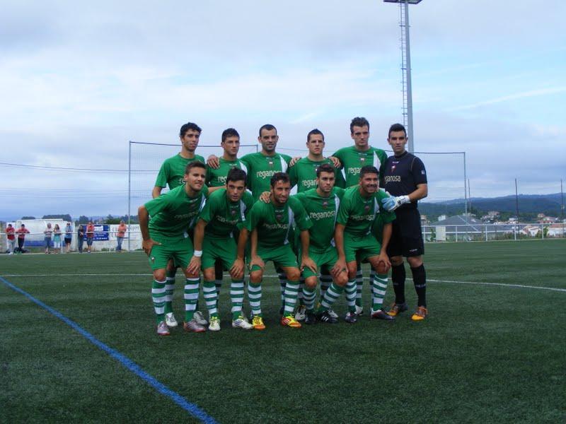 XXV Trofeo Concello de Ares. Racing, 4 - Celta B, 1. Racing Club Ferrol.