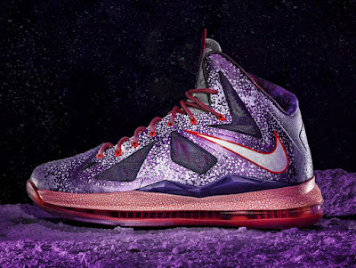 Image Gallery lebron galaxy shoes