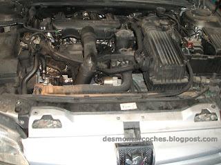 Peugeot 406 defensa