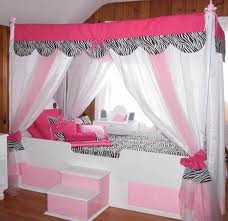 Girls Canopy Beds & Bedroom Design Decor: Girls Canopy Beds