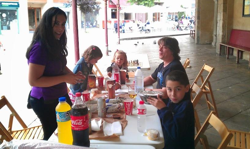 Aprender Ajedrez Santurtzi El Carmen 2014 063