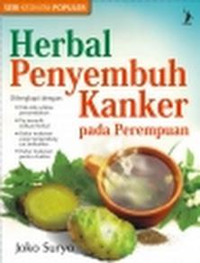 beli buku herbal penyembuh kanker bentang pustaka rumah buku iqro