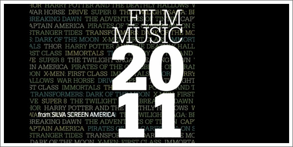 Film Music 2011 from Silva Screen America - Review