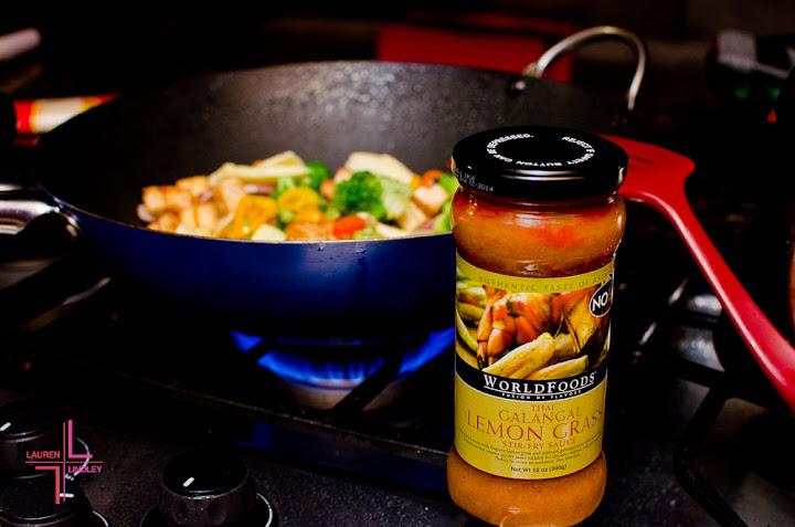 World Foods, Fusion Taste Team, Stir Fry, Asian Sauce