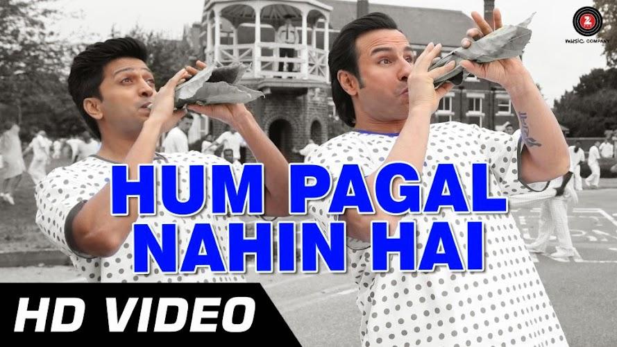 Hum Pagal Nahin Hai - Humshakals (2014) Full Music Video Song Free Download And Watch Online at worldfree4u.com