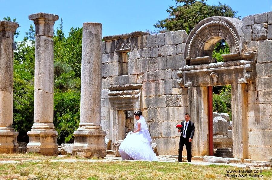 Древняя синагога периода Мишны и Талмуда – 2-3 век нашей эры. Великолепный образец синагоги в Галилее.