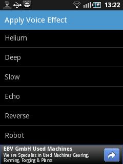 Android App : Simple Voice Changer แปลงเสียงคำพูด | Droidza