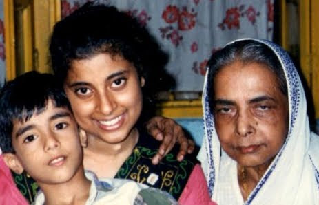 Remembering Thamma (Grandmother).