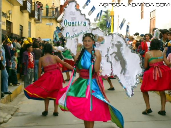 Video del concurso de comparsas 2011